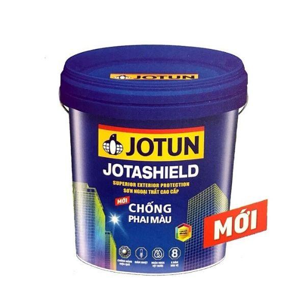 Sơn Jotun - Jotashield Chống Phai Màu 17 lít