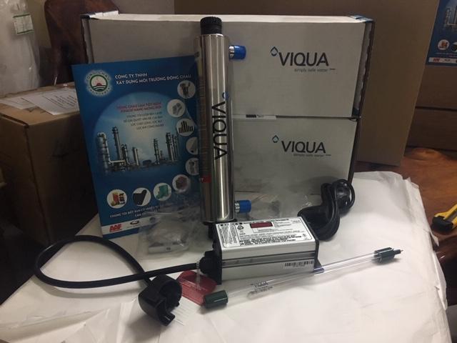 S2Q PA2 Bộ đèn UV khử trùng Viqua Canada