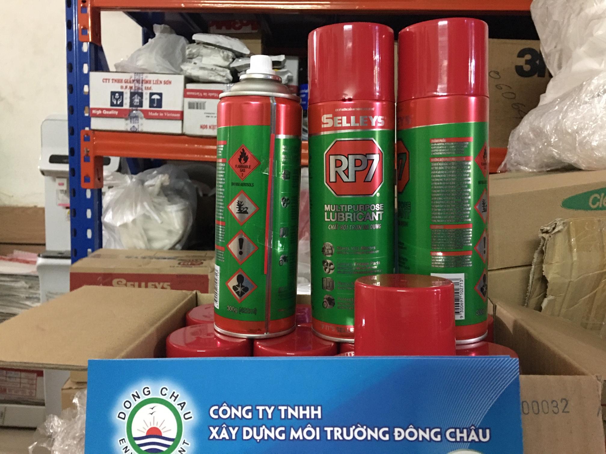 Chai tẩy gỉ sét RP7 (300g) Thái Lan