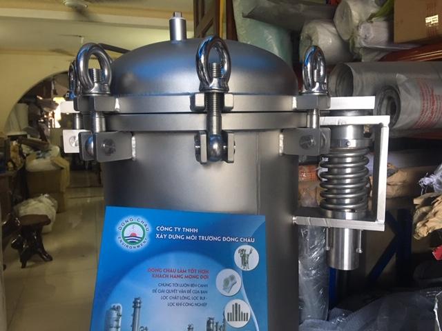 Bình 15 lõi 40 inch Universal, lọc dung dich chất lỏng