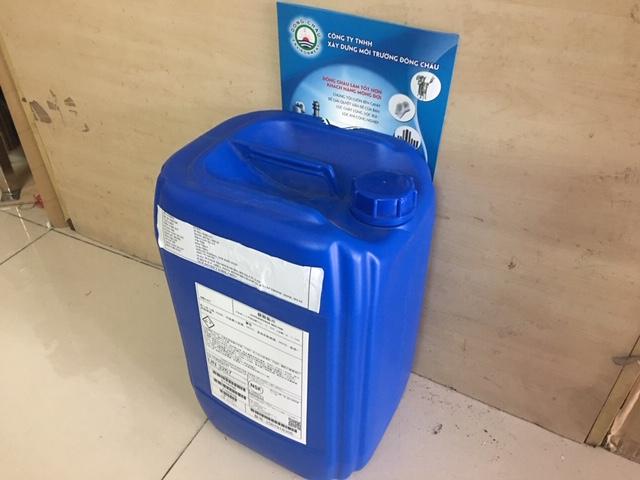 MDC 704i thay thế MDC 220 hóa chất chống cáu cặn đầu vào màng RO