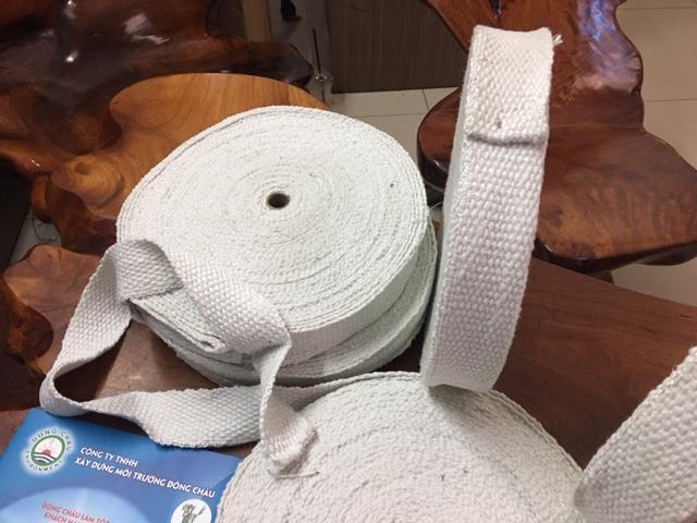 Vải nỷ Ceramic chống cháy, chịu nhiệt độ cao