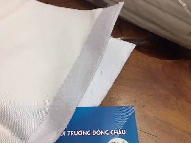 Dạng tấm vải PP 2 lớp