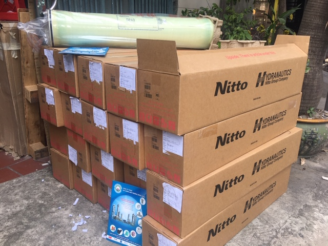 CPA3-8040 áp cao Màng RO Nitto Denko