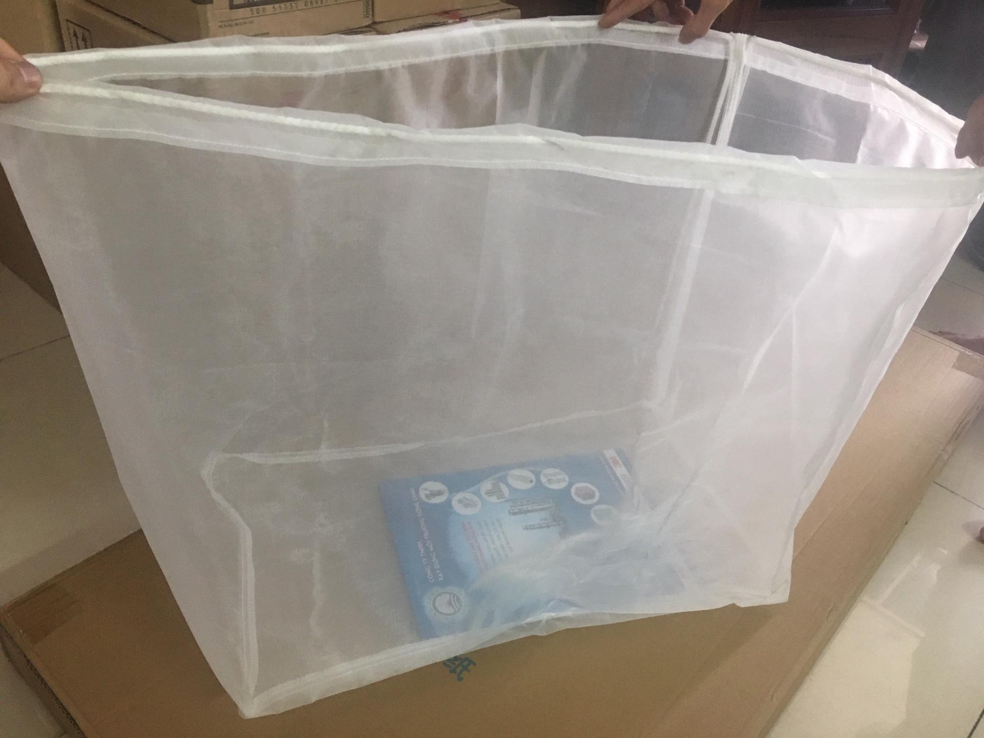 Túi lọc nước nuôi thủy sản loc dầu và hóa chất NMO