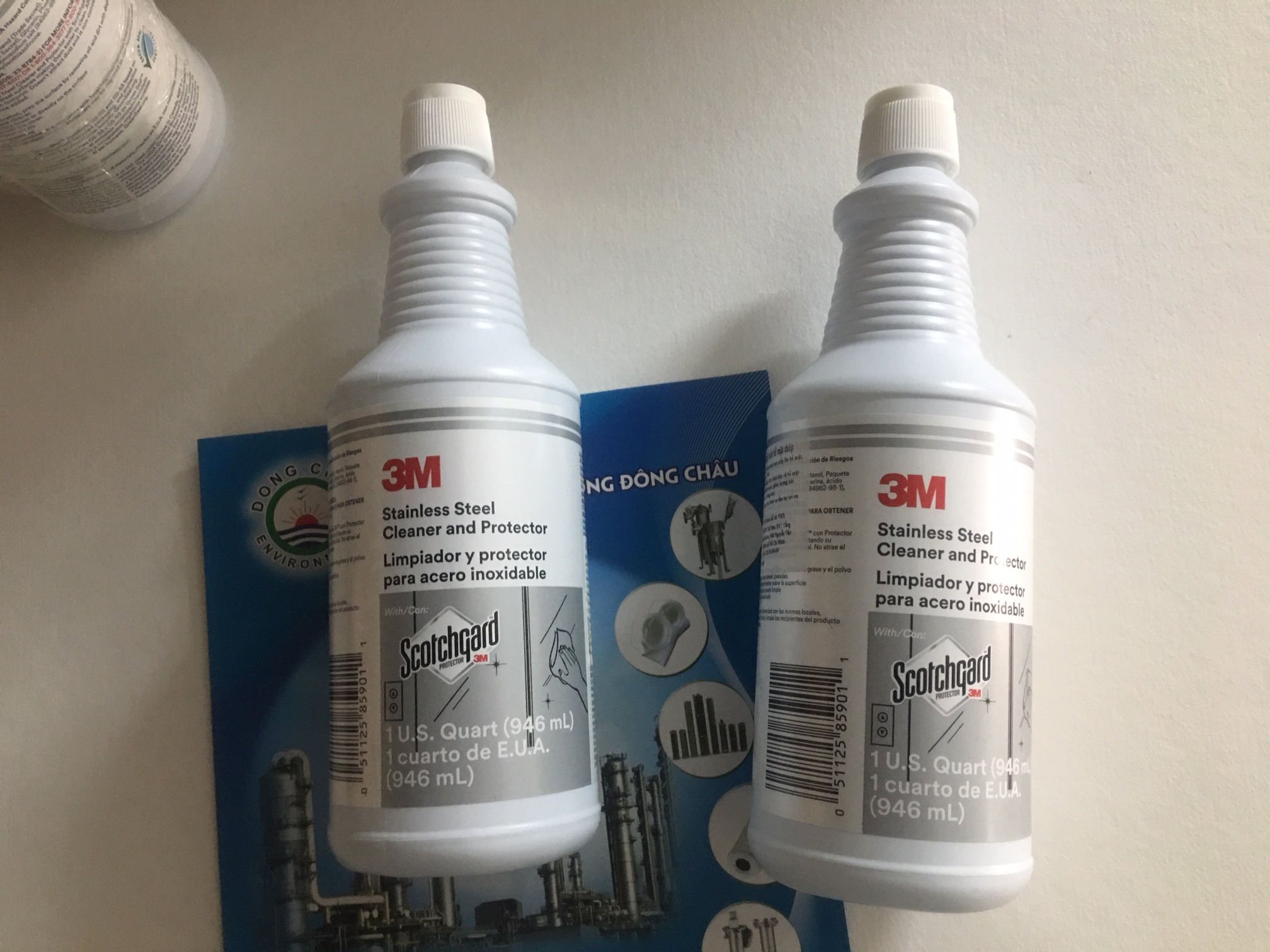 3M Stainless Steel Cleaner 946ml