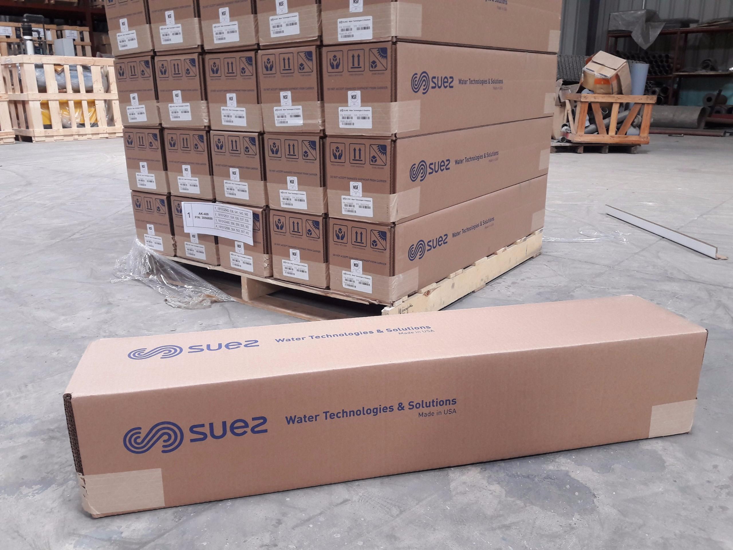 Màng lọc RO Suez thay thế màng RO GE