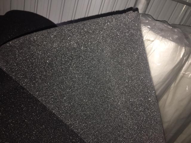 Tấm xốp lọc bụi không than Foam filter