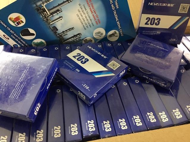 Đông Châu phân phối giá sỉ giấy lọc định tính và định lượng Newstar dùng trong phòng thí nghiệm