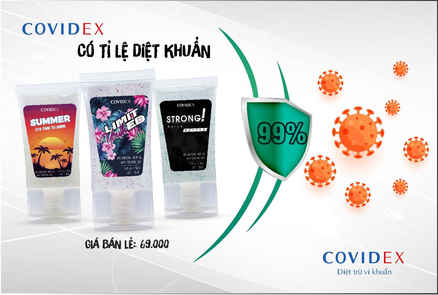 Diệt khuẩn hiệu quả và giữ ẩm da tay với hạt Vitamin và Glycerin
