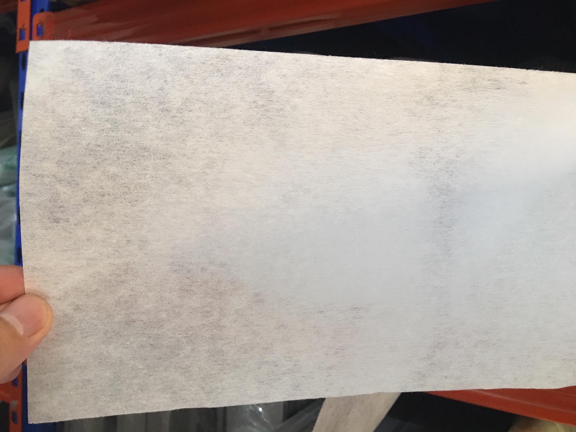 MGPT 0.75 x 100m, 50g/ m2 lọc cặn máy mài, máy cắt, lọc hóa chất
