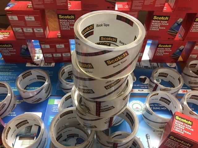 3M Book Tape 845 Băng Keo Dán Sách Của Mỹ