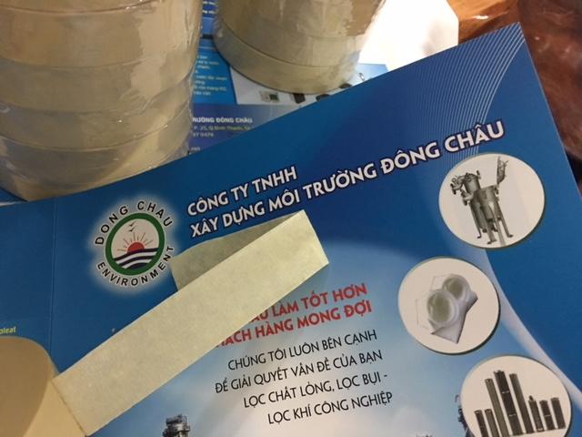 Băng Keo Giấy Che Chắn Sơn 3M 2308