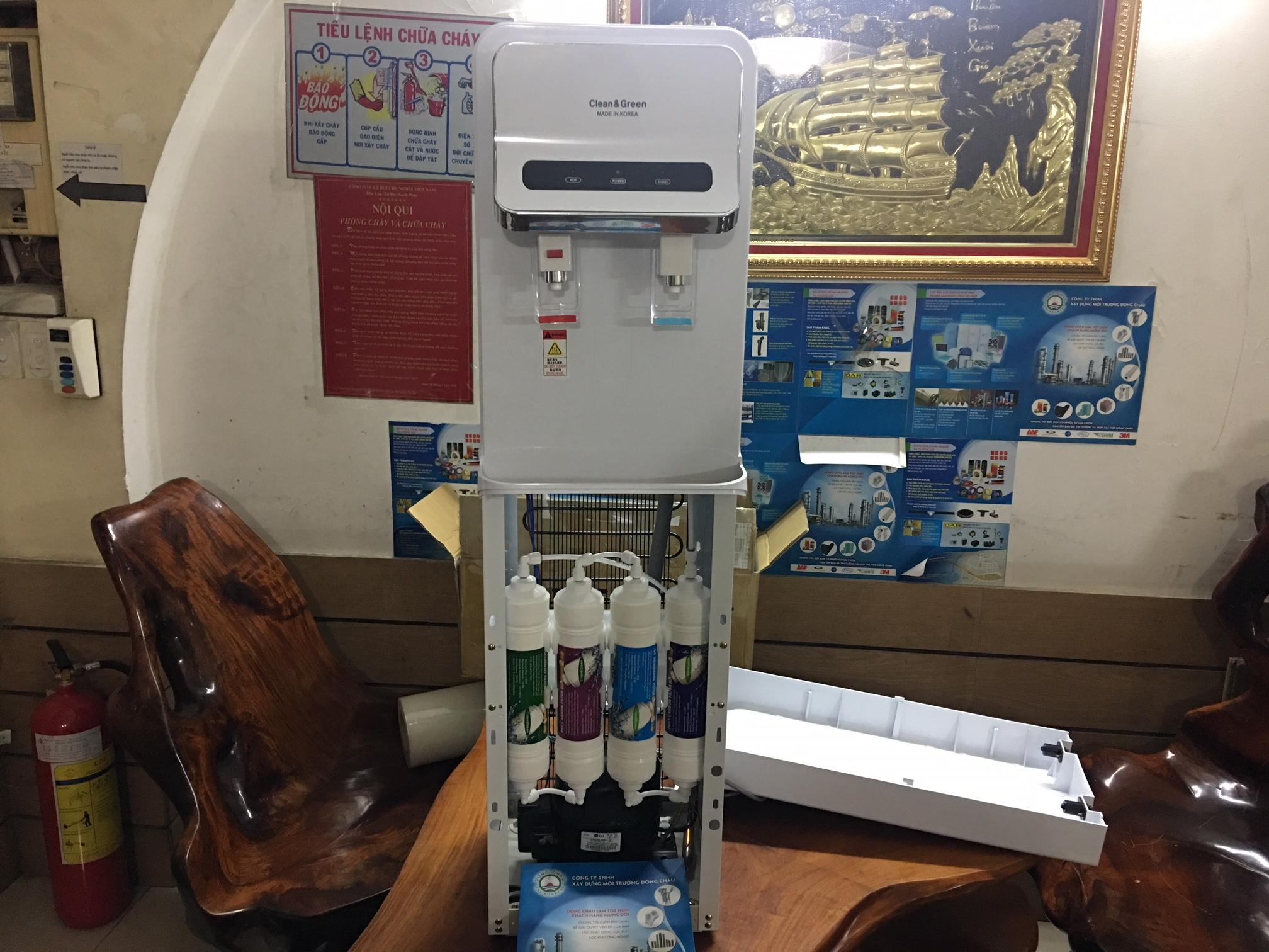 tiêu chí chọn mua máy lọc nước nóng lạnh gia đình