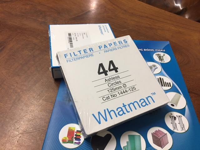 Giấy lọc Whatman 1444-125