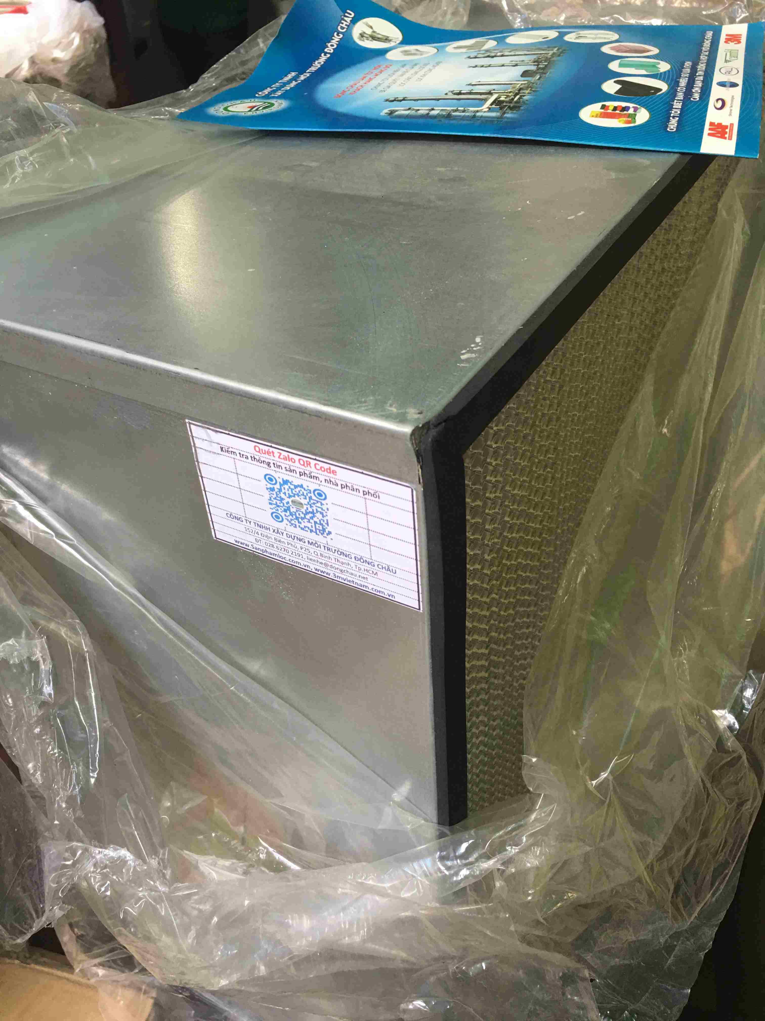 khung lọc khí hepa H13
