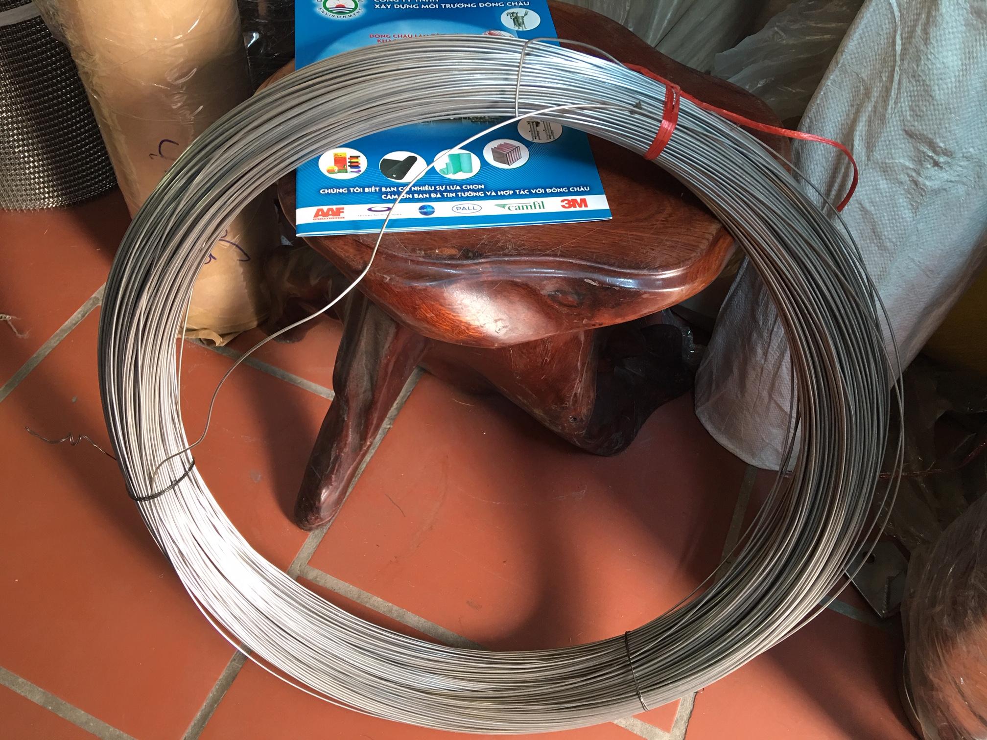 cuộn sợi inox 316 chất lượng cao đông châu