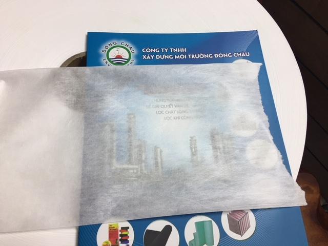Vải Lọc Khuẩn May Khẩu Trang