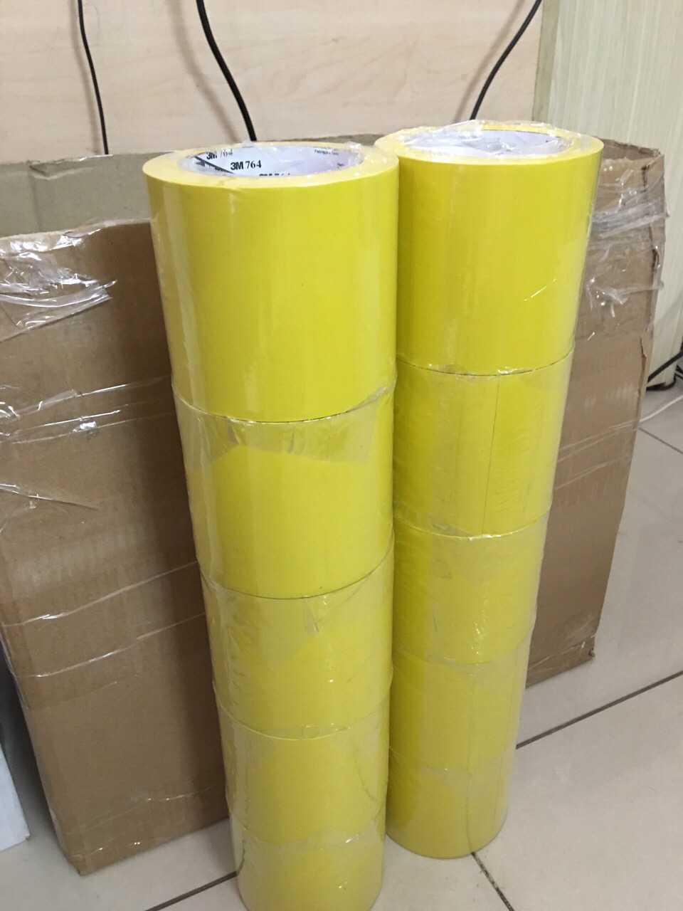 Keo Dán Nền Màu Vàng 3M 764