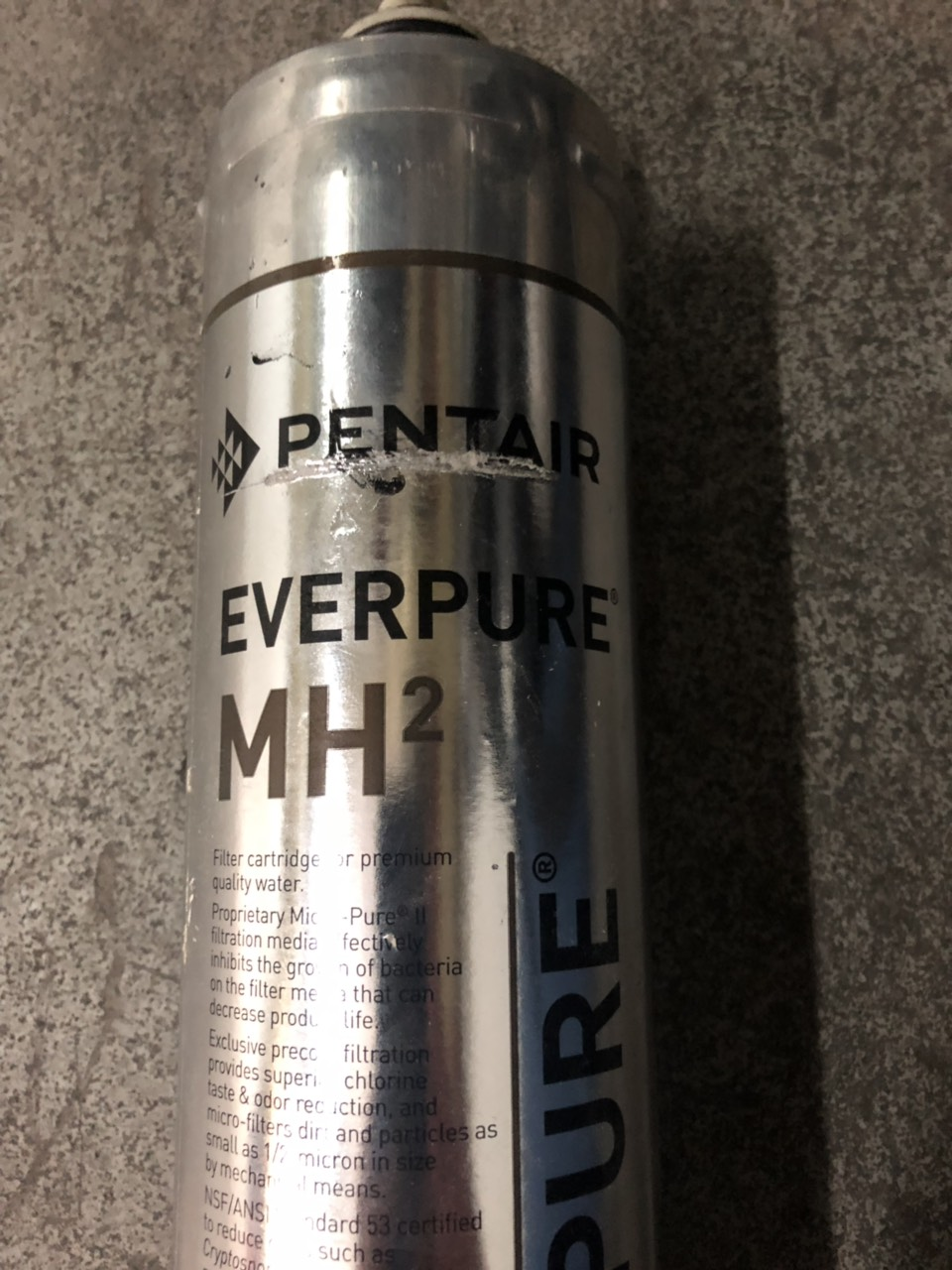 Lõi Lọc EVERPURE MH2 Pentair