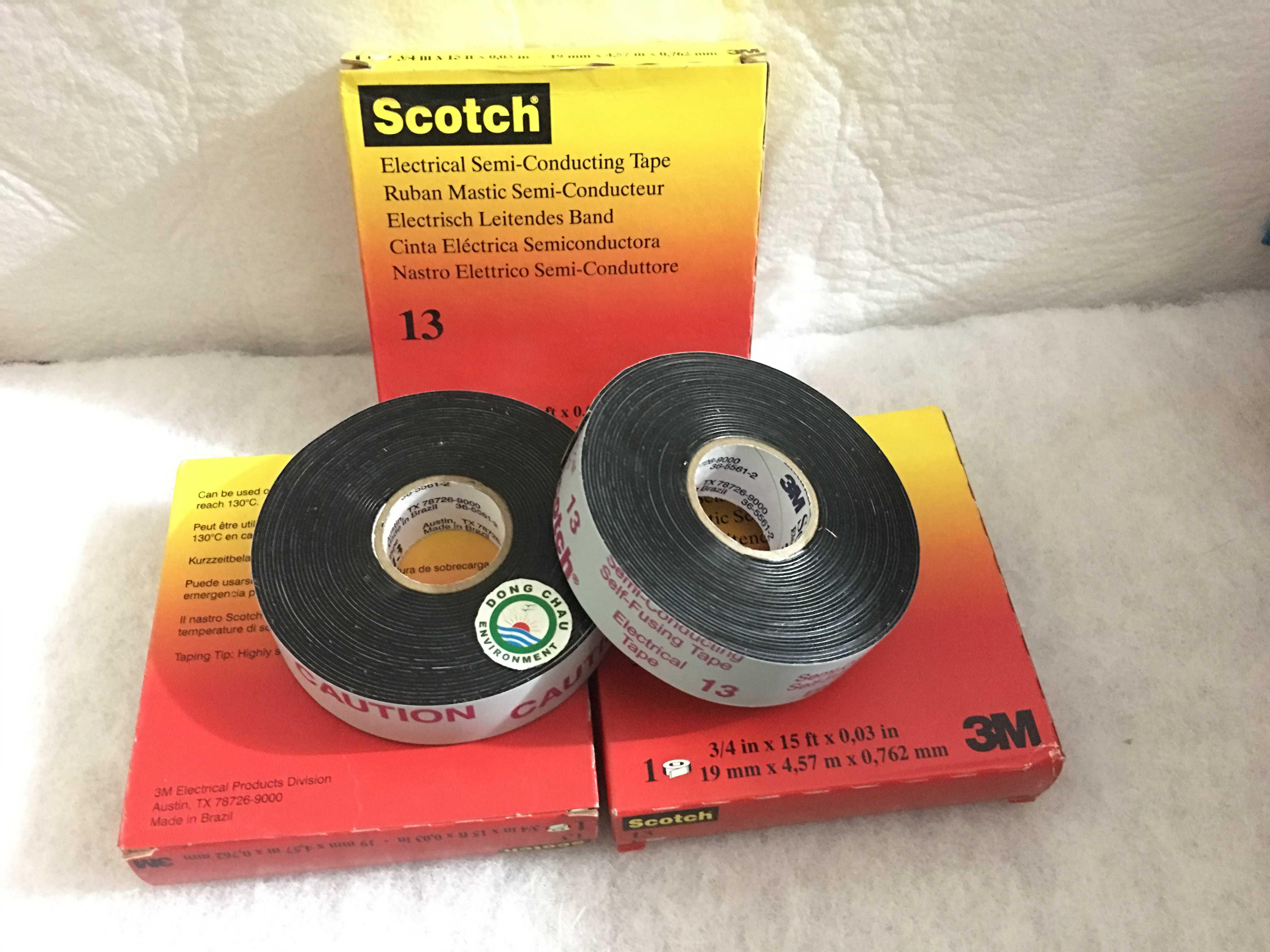 Băng keo cách điện 3M Scotch 13