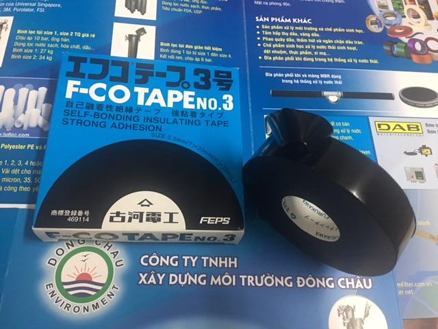 Băng keo điện Fco Tape 3 của Nhật