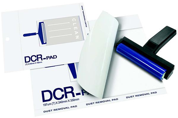 Giấy dính bụi con lăn phòng sạch DCR Pad