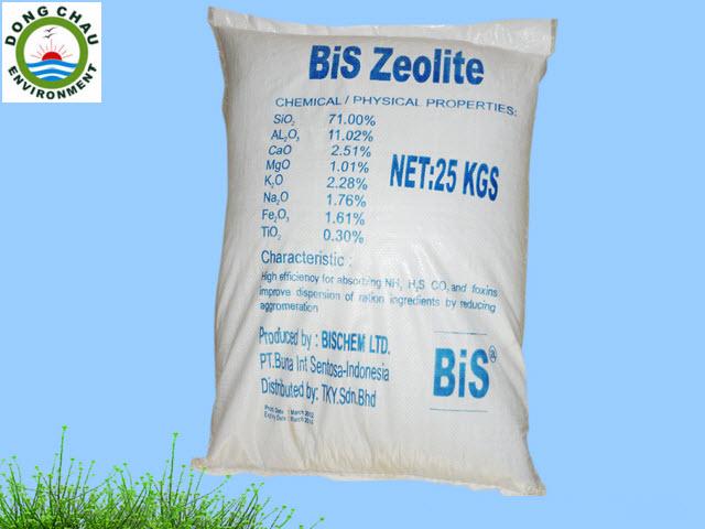 Hạt Zeolite