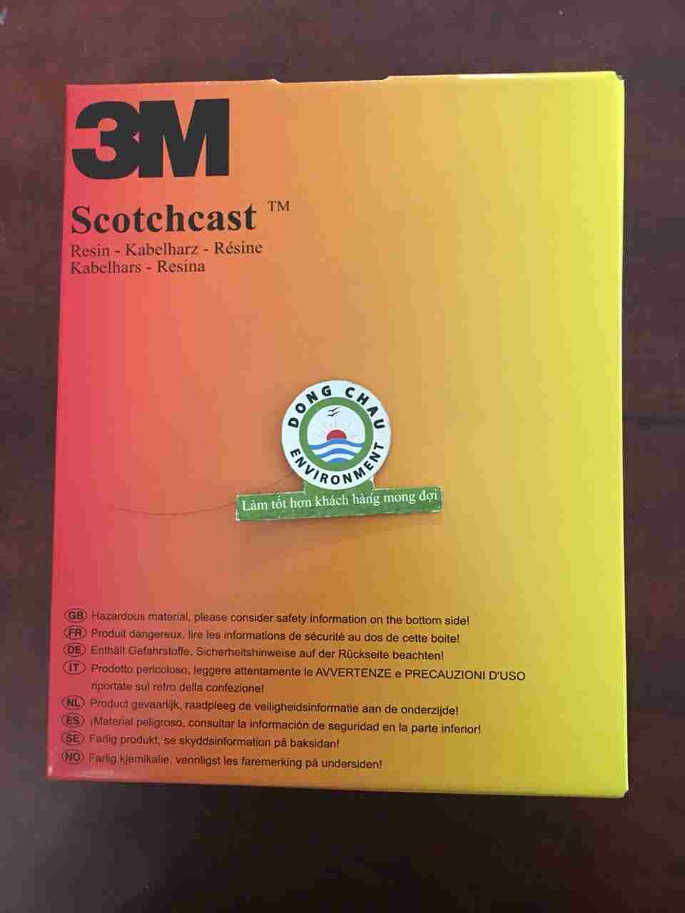 Keo 3M resin scotchcast 40