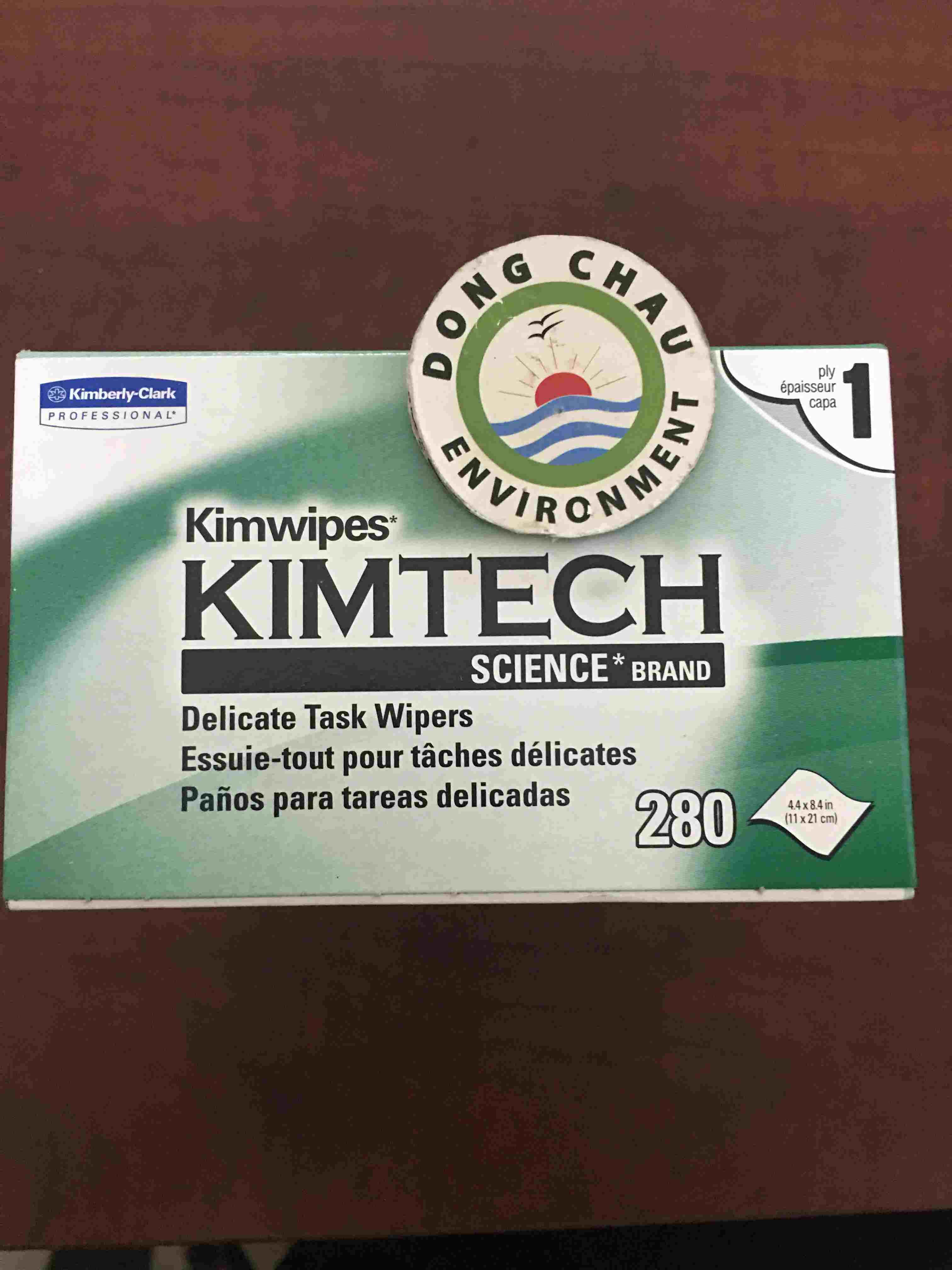Khăn giấy lau phòng sạch Kimtech