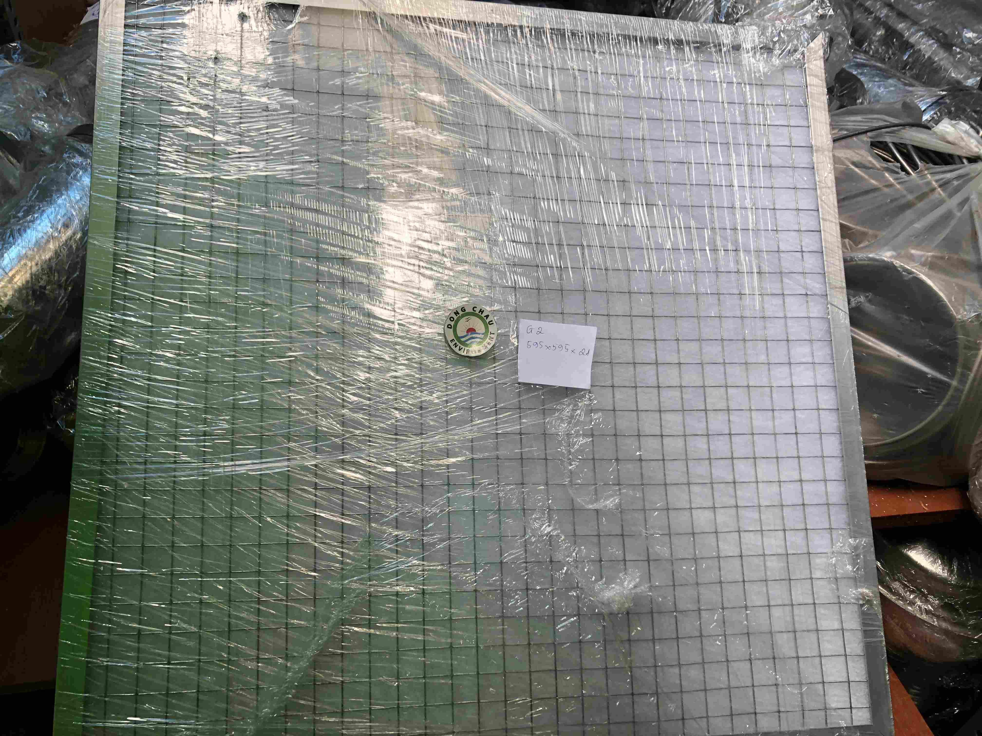 Khung lọc khí thô G4 595 x 595 x 21 mm