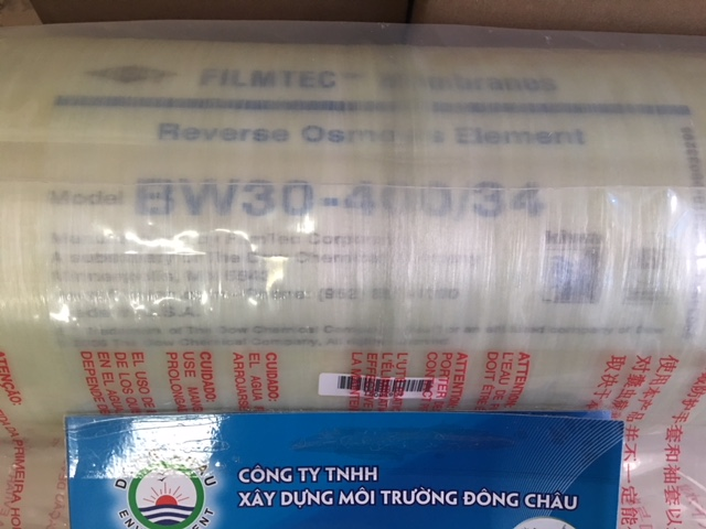 Màng RO Dow BW30 400 áp cao 8040