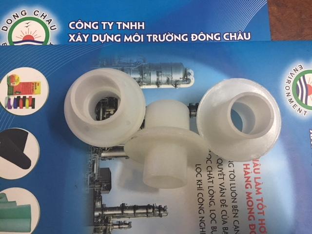 Nút bịt dưới bằng nhựa cho lõi lọc trong bình lọc lõi