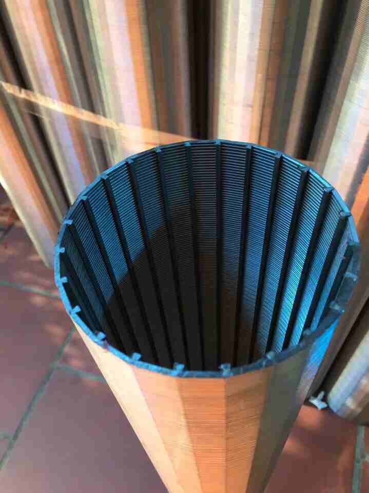 Ống lọc khe inox đường kính 68mm, khe 0.1mm, dài 1m,DOE