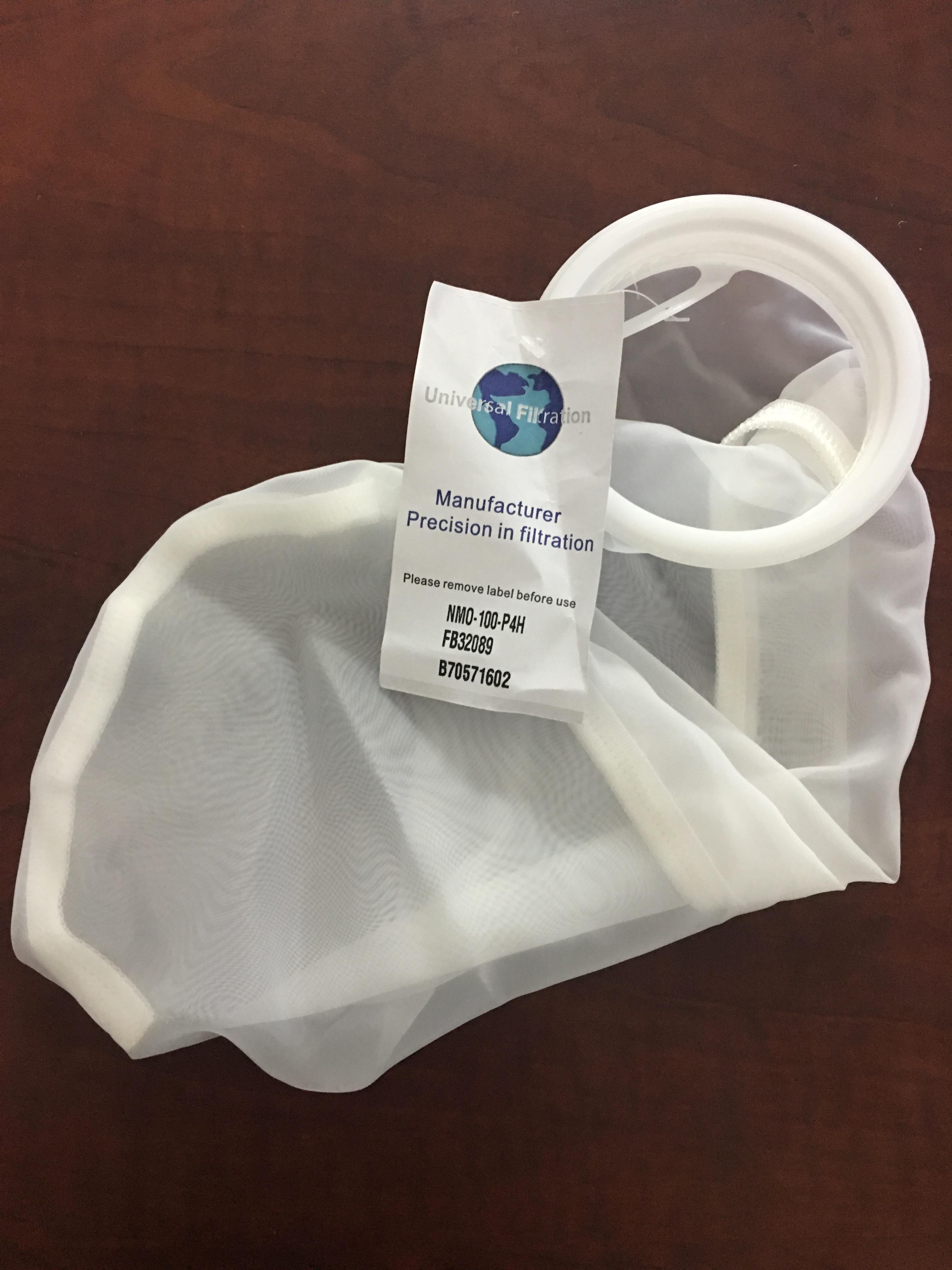 Túi lọc NMO 100 micron size 4
