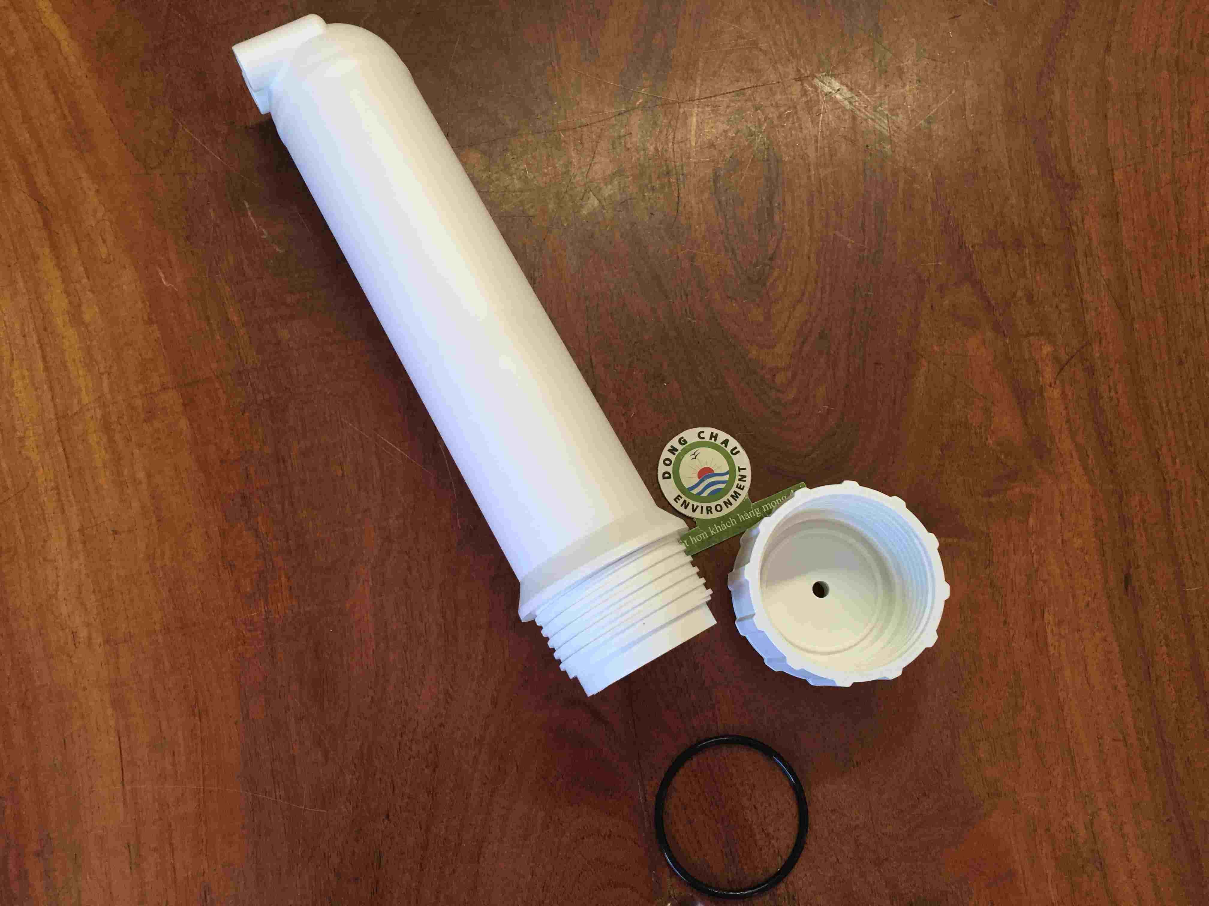 Vỏ nhựa chứa UF, RO gia đình