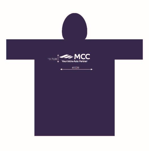Áo mưa MCC