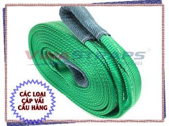 Các loại cáp vải cẩu hàng được sử dụng nhiều hiện nay ⚚ TIN TỨC⚚
