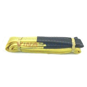 Cáp vải 75mm màu vàng