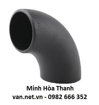 Co hàn đen 90 độ SCH20 SCH40 SH80