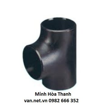 Tê hàn đen đều SCH20 SCH40 SCH80