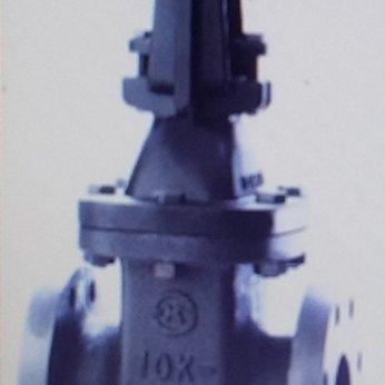 Van chặn mặt bích ty nổi YDK DN150