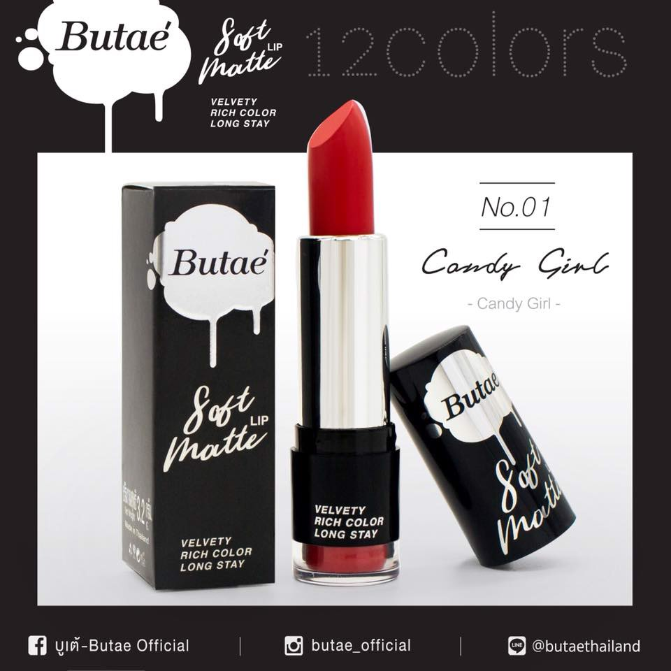 Butaé Soft Matte Lip