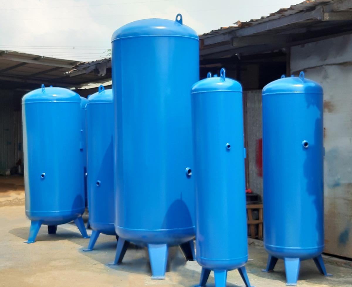Bình Khí Nén 5000Lít dày 12.0mm