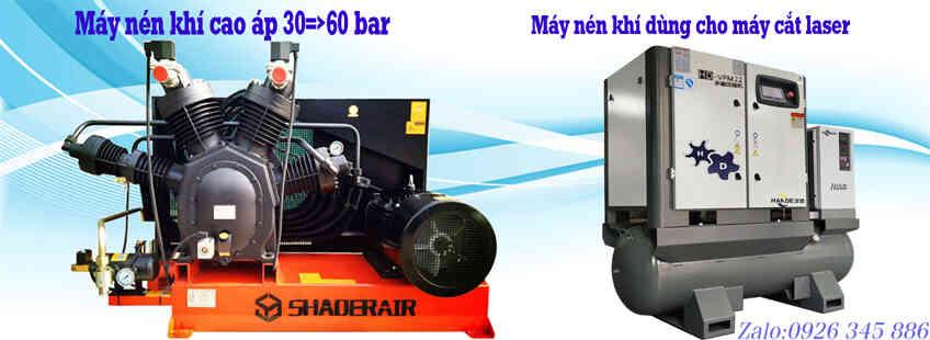 máy nén khí cao áp