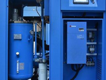 Làm sao để tăng hiệu suất máy nén khí