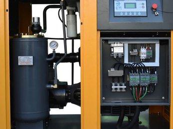 Phân tích sự cố đầu vào dầu bôi trơn của máy nén khí biến tần vĩnh từ