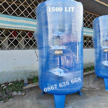 Bình Nén Khí 1500 Lít