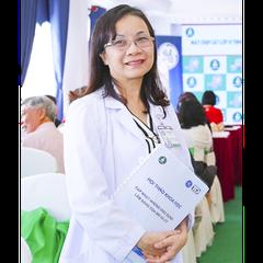 TS.BS.Đỗ Thị Thu Hà - Phó giám đốc chuyên môn
