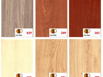 Nhà cung cấp gỗ MDF phủ melamine giá rẻ.
